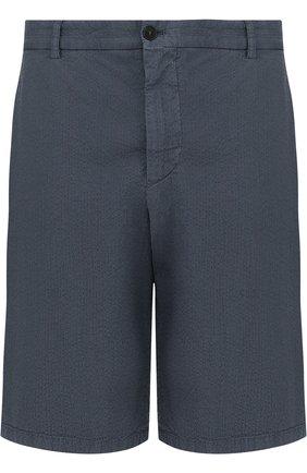Хлопковые шорты свободного кроя | Фото №1