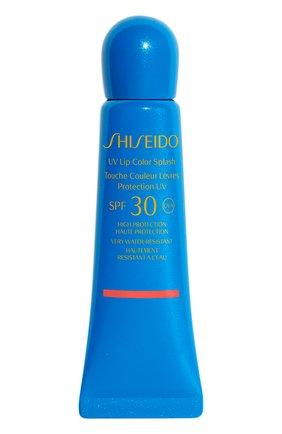 Солнцезащитный блеск для губ Suncare SPF30, оттенок Uluru Red Shiseido | Фото №1