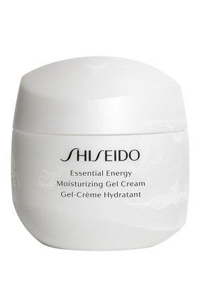 Увлажняющий энергетический гель-крем Shiseido | Фото №1