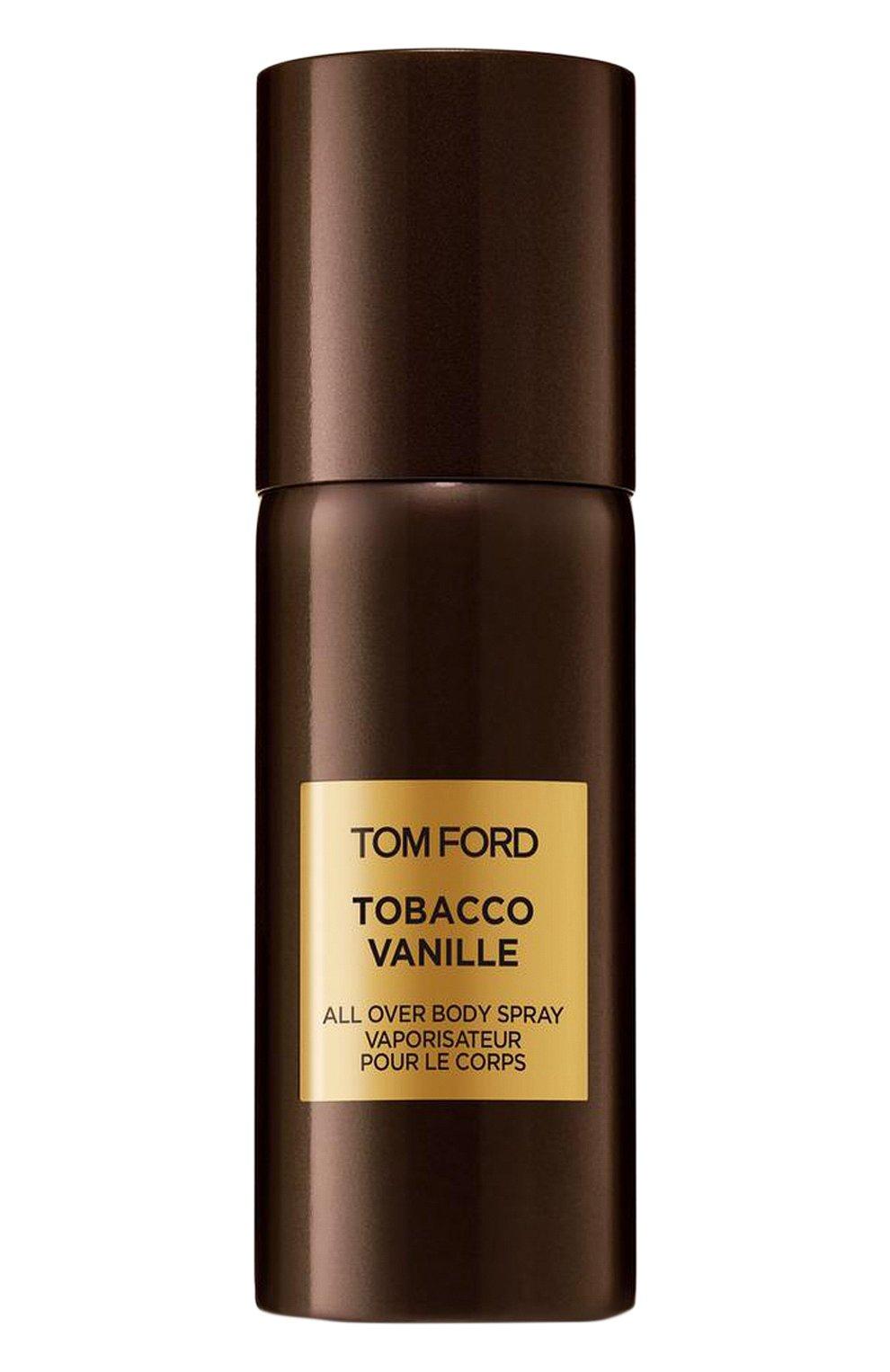 Спрей для тела Tobacco Vanille | Фото №1