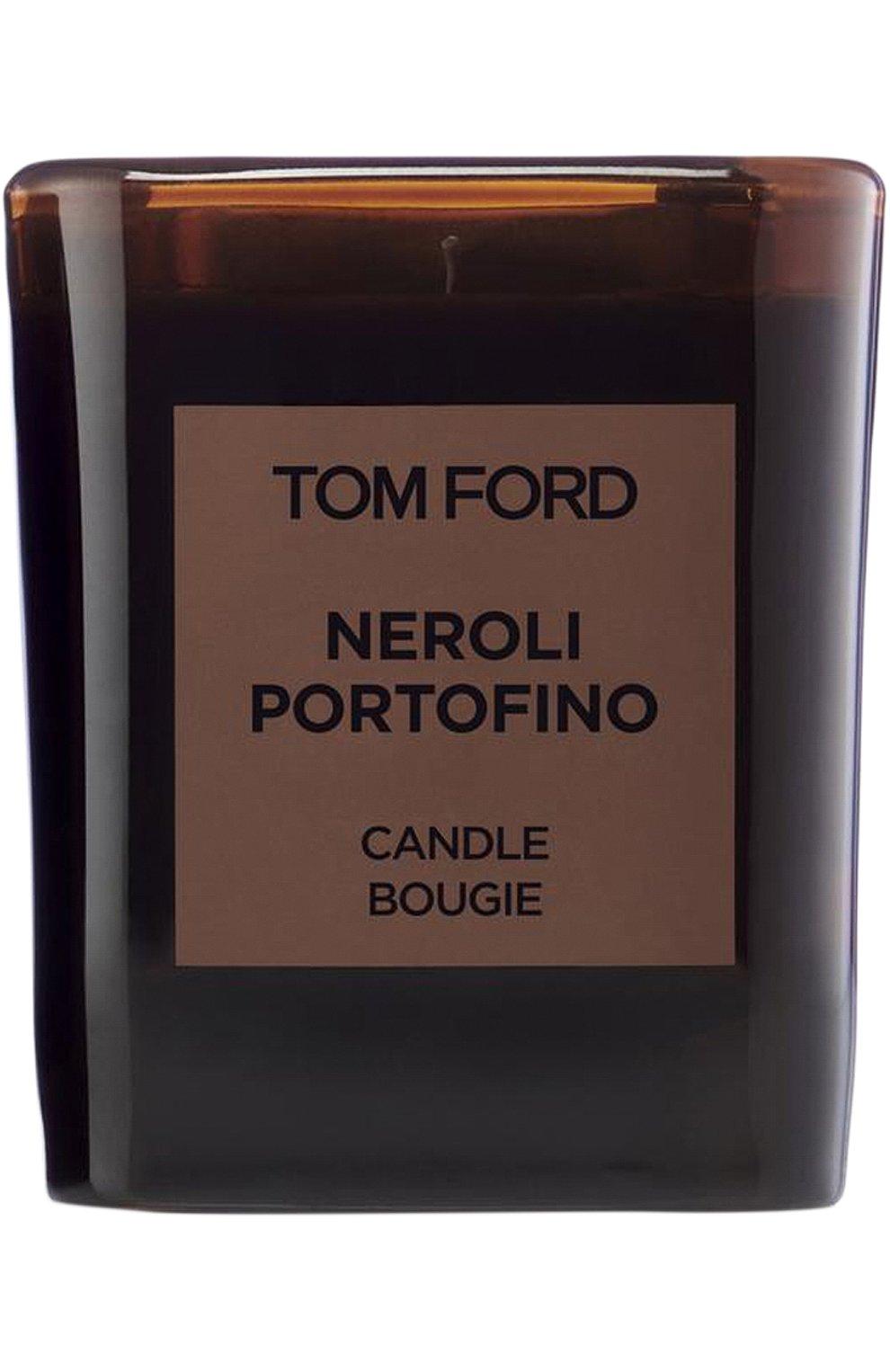 Ароматическая свеча Neroli Portofino Tom Ford  | Фото №1