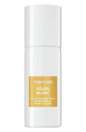Женский спрей для тела soleil blanc TOM FORD бесцветного цвета, арт. T5AR-01   Фото 1