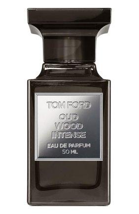 Женский парфюмерная вода oud wood intense  TOM FORD бесцветного цвета, арт. T5EJ-01   Фото 1