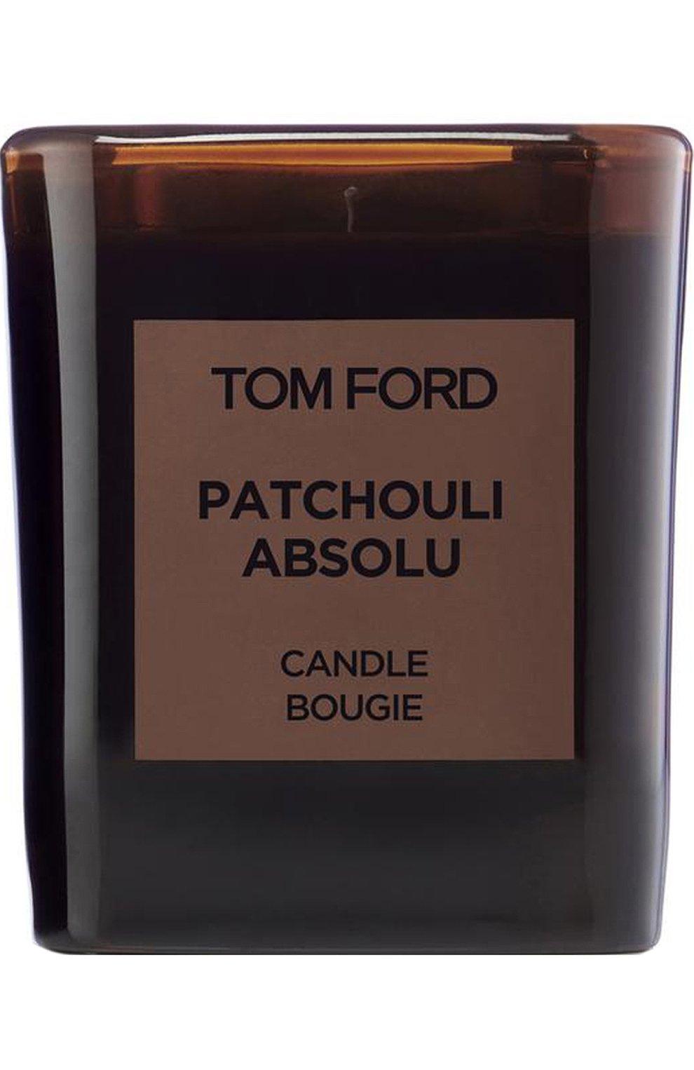 Ароматическая свеча Patchouli Absolue | Фото №1