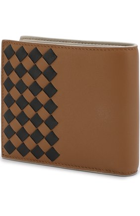 Кожаное портмоне с отделениями для кредитных карт | Фото №2
