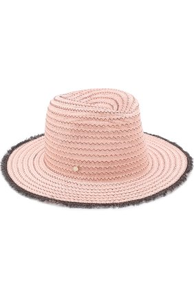 Шляпа с необработанными краями | Фото №1