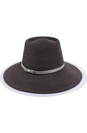 Шляпа с ремешком | Фото №1