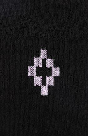 Хлопковые носки с логотипом бренда   Фото №2