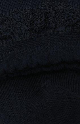 Детские носки FALKE темно-синего цвета, арт. 12141 | Фото 2