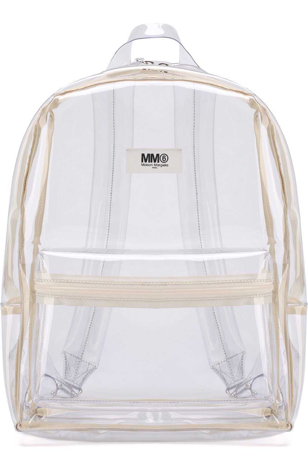 Прозрачный рюкзак   Фото №1