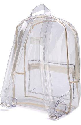 Прозрачный рюкзак   Фото №3
