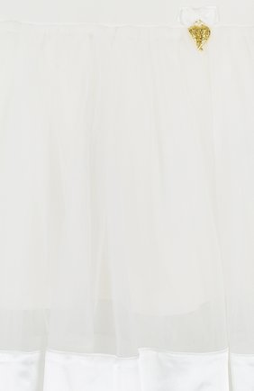Многослойная юбка с отделкой   Фото №3