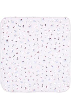Детского хлопковое одеяло с принтом KISSY KISSY разноцветного цвета, арт. S1846908P   Фото 3