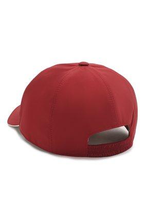 Мужской бейсболка LORO PIANA красного цвета, арт. FAB1977 | Фото 2
