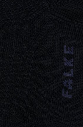 Детские хлопковые носки FALKE темно-синего цвета, арт. 12120 | Фото 2