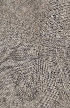 Детские хлопковые носки FALKE светло-серого цвета, арт. 12140 | Фото 2