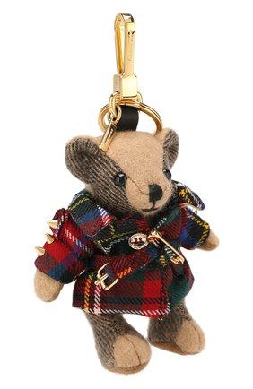 Брелок Thomas Bear в тренче в шотландскую клетку | Фото №1