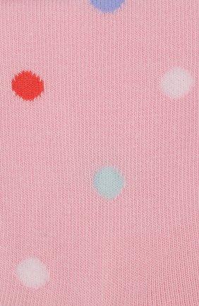 Детские хлопковые носки FALKE светло-розового цвета, арт. 10206 | Фото 2