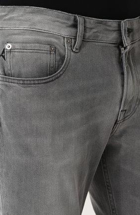 Джинсы прямого кроя  | Фото №5