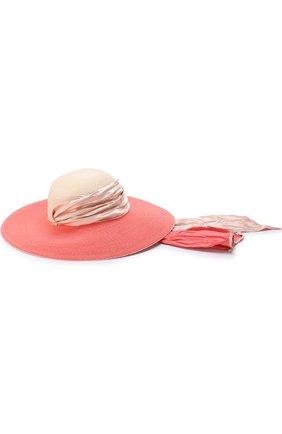 Шляпа Honey с лентой | Фото №1