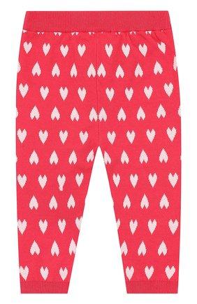 Хлопковые брюки с принтом | Фото №2