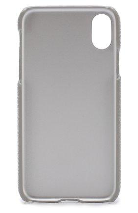 Чехол для iPhone X с декоративной отделкой | Фото №2