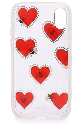 Чехол для iPhone X с принтом | Фото №2