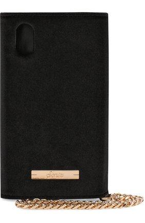 Мужской чехол для iphone x на цепочке SONIX черного цвета, арт. 568-0001-0603 | Фото 2