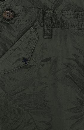 Хлопковый комбинезон с принтом | Фото №3