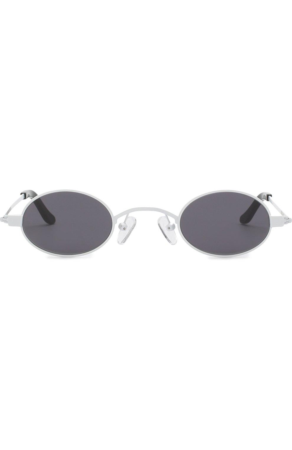 Солнцезащитные очки Roberi & Fraud белые   Фото №2