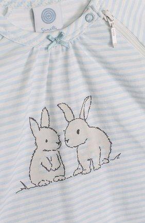 Хлопковая пижама | Фото №3