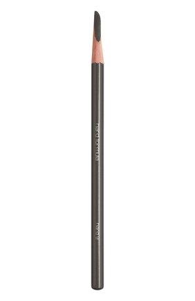 Женский карандаш для бровей hard formula, оттенок h9 stone gray 05 SHU UEMURA бесцветного цвета, арт. 4935421013918 | Фото 1