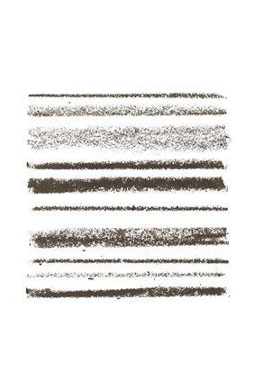 Женский карандаш для бровей hard formula, оттенок h9 stone gray 05 SHU UEMURA бесцветного цвета, арт. 4935421013918 | Фото 2