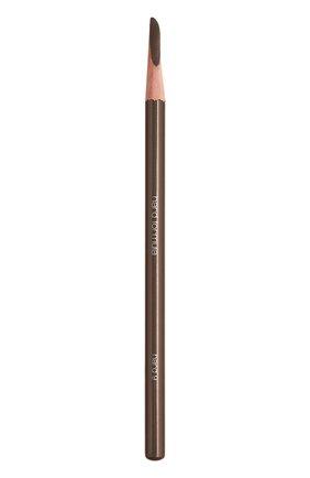 Женский карандаш для бровей hard formula, оттенок h9 brown 03 SHU UEMURA бесцветного цвета, арт. 4935421013895 | Фото 1