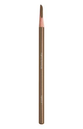 Женский карандаш для бровей hard formula, оттенок h9 walnut brown 07 SHU UEMURA бесцветного цвета, арт. 4935421358330 | Фото 1