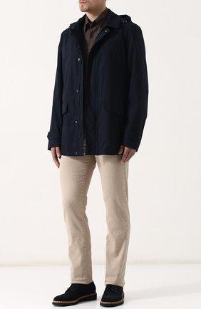 Хлопковая куртка Montville на молнии с капюшоном | Фото №2