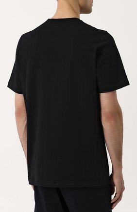 Мужская хлопковая футболка с принтом OAMC черного цвета, арт. I025598 | Фото 4