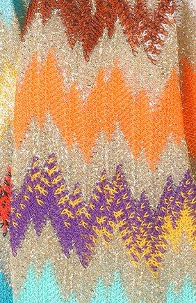 Вязаная повязка из вискозы | Фото №3