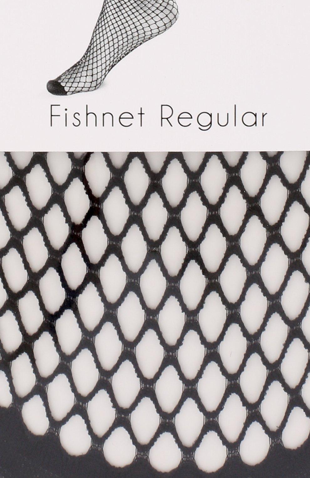 Женские капроновые носки в сетку OROBLU черного цвета, арт. V0BC01508 | Фото 2