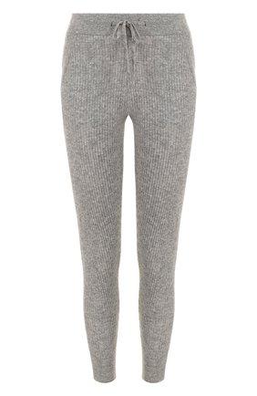 Укороченные кашемировые брюки-скинни | Фото №1