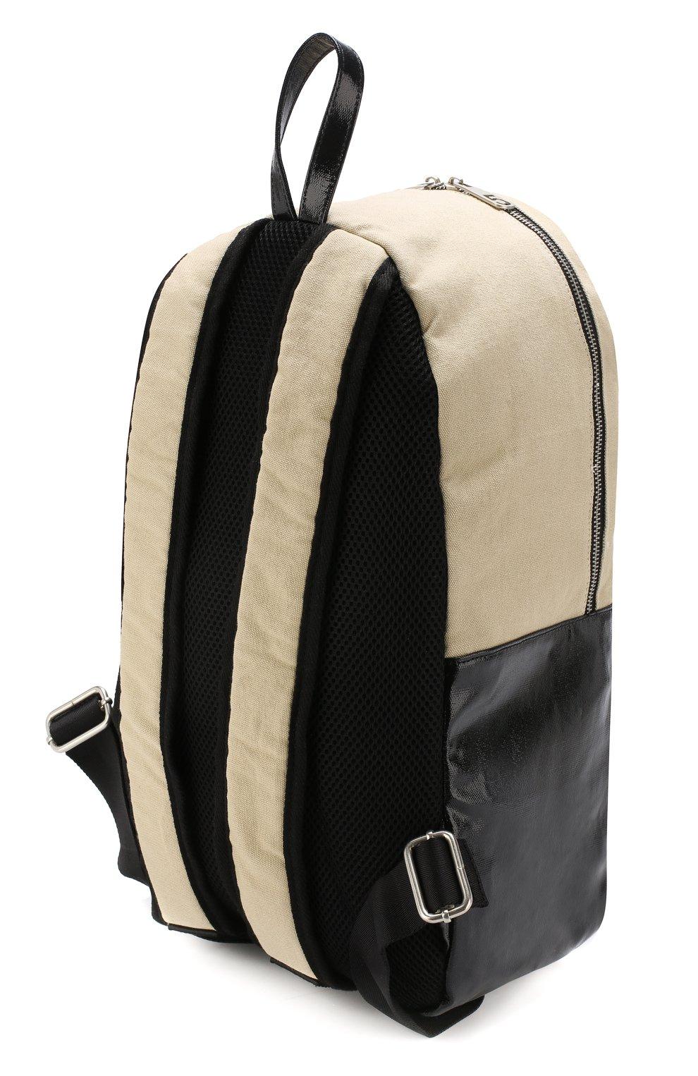 Текстильный рюкзак с аппликацией | Фото №3