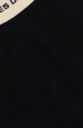 Хлопковые шорты с контрастной отделкой | Фото №3