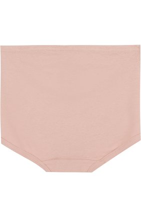 Детская хлопковая пижама NUNUNU светло-розового цвета, арт. NU1794A | Фото 3