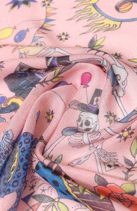 Платок с принтом Zadig&Voltaire #color# цвета | Фото №1