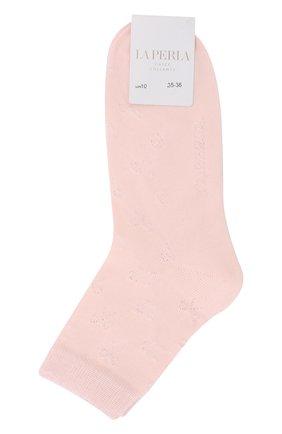 Носки с фактурным узором | Фото №1