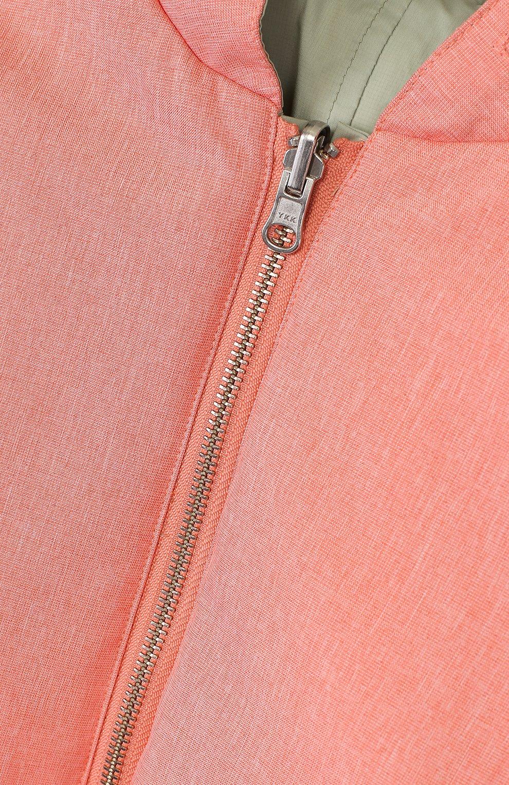 Куртка на молнии с капюшоном   Фото №3