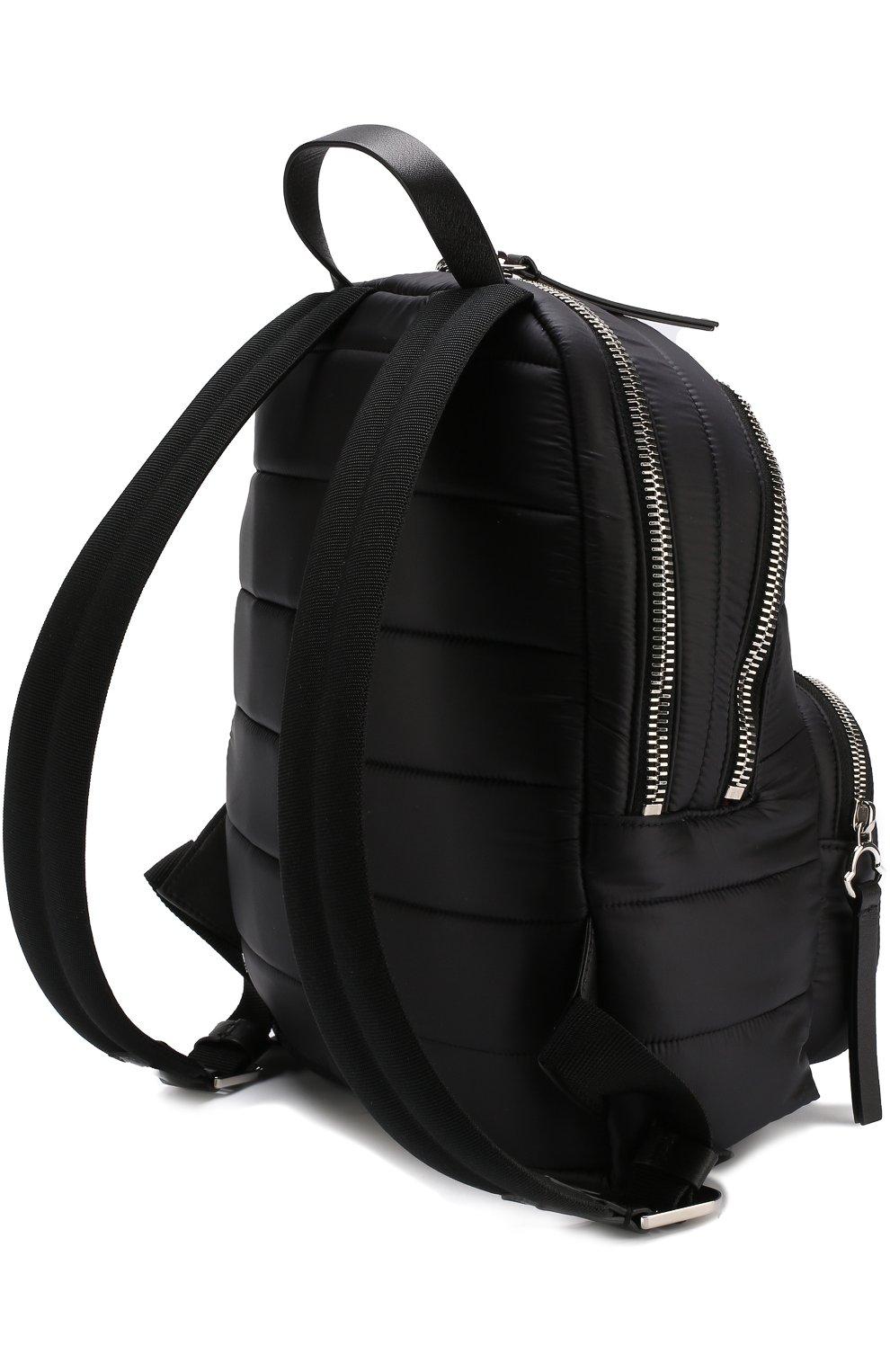 Рюкзак из текстиля с аппликацией   Фото №3