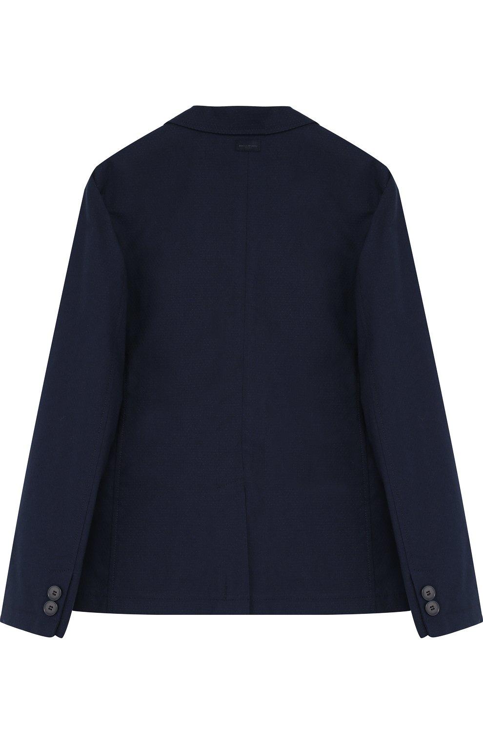 Пиджак на двух пуговицах   Фото №2