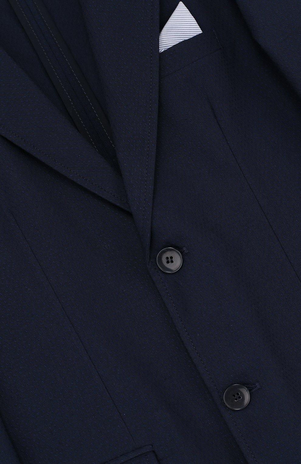 Пиджак на двух пуговицах   Фото №3