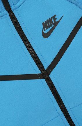 Кардиган на молнии с капюшоном Nike Sportswear Tech Fleece | Фото №3